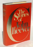 The Stories of Jonh Cheever Pulitzer Prize winner First Edition Hardcover