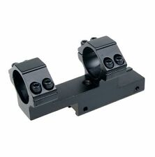 """One Piece 1"""" Ring Extended 11mm Dovetail Rail Mount For Laser Scope Flashlight"""
