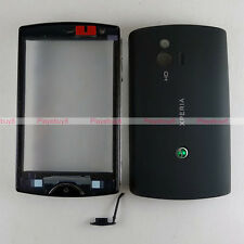 New Original Housing Shell Cover For Sony Ericsson Xperia mini ST15i ST15 Black