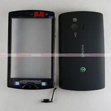 New Original Housing Shell Cover For Sony Ericsson Xperia mini ST15i ST15 Black