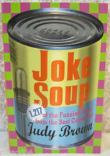 1,217 Joke Soup Humors Of The Funniest Jokes From Best Comedians Paperback J29
