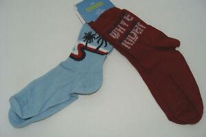 Gymboree Baja Surf Boys Size 3 4  Socks NEW 2PK
