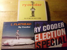 Ry Cooder [3 CD Alben] Election Special + Pull Up Some Dust & Sit Down+ Flathead