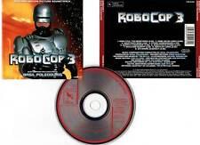 ROBOCOP 3 - Burke,Allen,Torn (CD BOF/OST) Basil Poledouris 1993