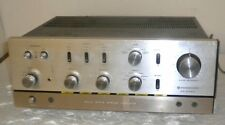 Kenwood KA-6004 Integrated Stereo Amplifier ~ Powers On ~ Condition Issues