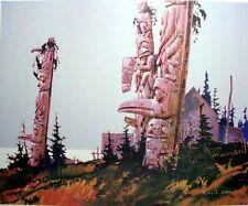 Counter Light, Robert Genn Canadian Lithograph, L/E Signed, COA