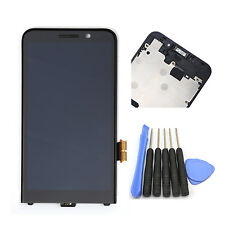 Front LCD Display Touch Screen Glass Panel Digitizer Frame For BlackBerry Z30 4G