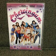CHEWINGUM DVD Rare 1980s Italian teen comedy ITALO DISCO Isabella Ferrari