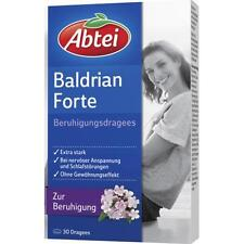 ABTEI Baldrian forte überzogene Tabletten 30 St