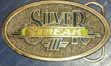 1987 Deutz Allis Silver Streak III Pewter Belt Buckle Limited Edition #665