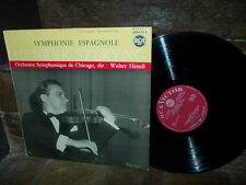 LALO: Symphonie Espagnole > Szreyng Chicago Hendl / RCA stereo France LP VG+