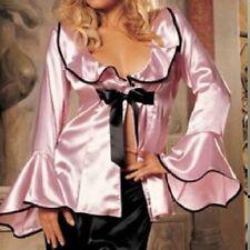 Unbranded Satin Glamour Patternless Nightwear for Women