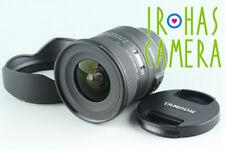 Tamron 10-24mm F/3.5-4.5 Di II VC HLD Lens for Nikon #27787 F5