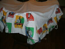 Thomas the Train Bed Skirt Full size NEW  1992