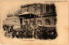 CPA PARIS EXPO 1900 - La Musique Malgache (307104)