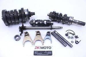 SUZUKI 01-04 GSXR1000 2003 2004 GSXR1000Z OEM ENGINE MOTOR TRANSMISSION R8.BX2