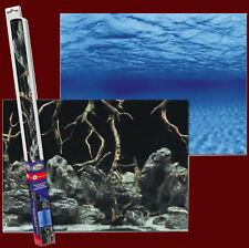 Aquarium Deko ❤️ RÜCKWANDFOLIE 100 X 50cm ❤️ Fotorückwand Zubehör (RWS)