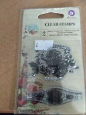 DOORWAY Prima Marketing Finnabair Mini Clear Stamp #961862