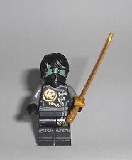 LEGO Ninjago - Cole (70593) - Minifig Figur Ninja Luftpirat Geist Drache 70593