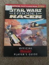 **NICE Star Wars Episode 1 Racer Official Nintendo Power Strategy Player's Guide