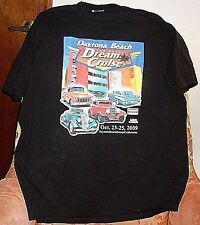 """DAYTONA BEACH/2nd ANNUAL DREAM CRUISE"" T-SHIRT>-X LARGE>**FREE U.S. SHIPPING**"