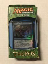 Magic The Gathering Theros Intro Manipulative Monstrosities Deck, Sealed Theme