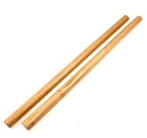 "Proforce Escrima Kali Arnis Fighting Sticks Plain Rattan 26"" Set of 2 - #1912"