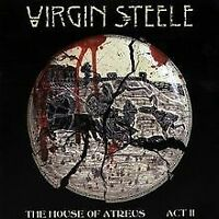 House of Atreus Act II von Virgin Steele | CD | Zustand gut