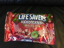 2 bags of Life Savers Hard Candy Holiday Mix 3.2 oz. each Read