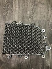 2009-2011 BENTLEY CONTINENTAL GT GTC FLYING SPUR RIGHT MESH INSERT GRILLE CHROME