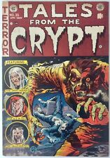EC TALES FROM THE CRYPT #35 FINE 6.0 TERROR HORROR COMIC 1953 GOLDEN AGE
