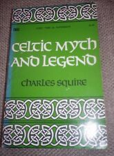 CELTIC MYTH AND LEGEND BY CHARLES SQUIRE Paperback illustrated