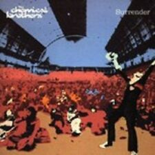 """The Chemical Brothers """"surrender"""" CD NEUF"""