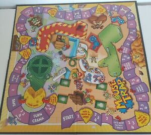 2004 Hasbro Mouse Trap Board Game Replacement Board Foldable 04657-G