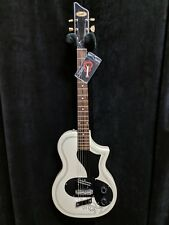 Vintage Supro 60'' Electric Guitar with Crocodile Case Seymour Duncan Pickup