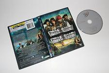 Disney's Pirates of the Caribbean On Stranger Tides (DVD, 2011)