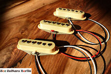 "Strat Single Coil Pickup Set ""Fat Hippo"" AlNiCo II Tonabnehmer"