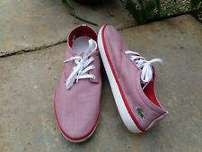 Lacoste Herren Sneaker Schuhe Größe 46