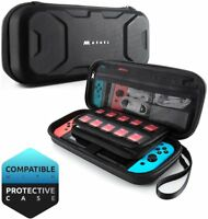 Mumba Carrying Case for Nintendo Switch Console Travel Pouch Storage Bag Sleeve