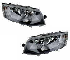 Pair of Headlights Skoda Octavia NE 2013-Current New Front Lamps 14 15 16 17