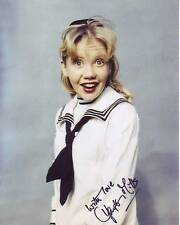 HAYLEY MILLS signed autographed POLLYANNA WHITTIER photo