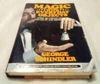 Magic with Everyday Objects George Schindler 1976 First Edition Hardcover Book