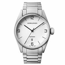 Georg Jensen 42mm Automatic Watch - Delta Classic - S42-ST70