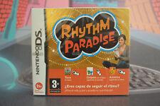 RHYTHM PARADISE NUEVO PRECINTADO NINTENDO DS Y 3DS ENVÍO 24/48H