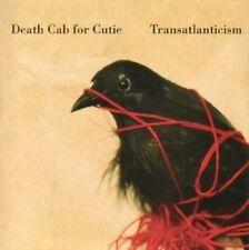 DEATH CAB FOR CUTIE - TRANSATLANTICISM  CD NEW+