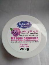 masque capillaire a la rose et au beurre de karite 200 g 100%pure bio