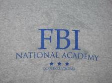 Federal Bureau of Investigation FBI Academy Quantico Virginia Shirt - LARGE