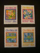 Norfolk island 1988-Christmas MNH