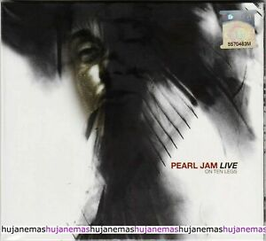 PEARL JAM LIVE auf zehn Beinen 2010 MALAYSIA EDITION DIGIPAK CD SELTEN NEU...