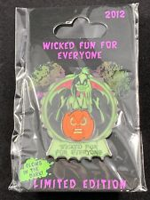 Disney Pin - Wicked Fun For Everyone - Cruella DeVille - Halloween 2012 LE